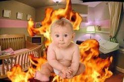 Fiery Baby