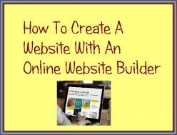 How To Create a Website With an Online Website Builder