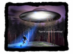 How to Avoid Being Abducted By Aliens