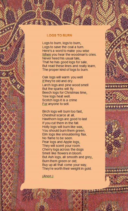 This poem was passed on to me by a carpenter - You might want to keep it for reference