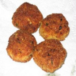 Chicken Patty - Quick and Easy Recipe