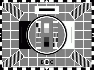 Television test card