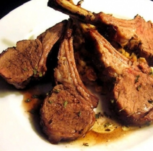 Lamb cutlets (CC.BY.2.0)