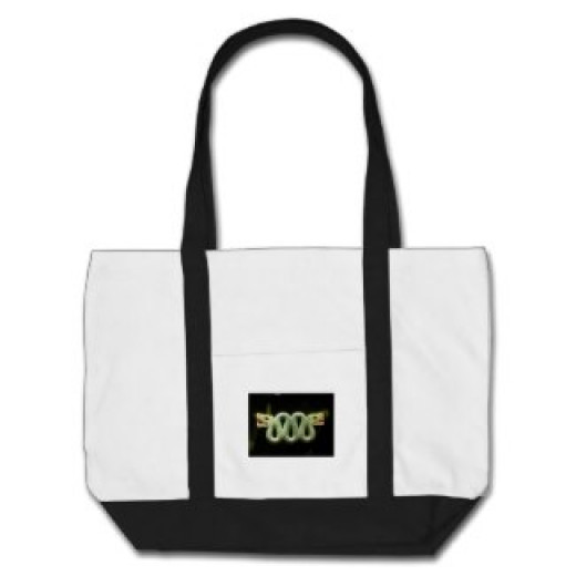 SNAKE TOTE BAG See More of My Designs on Zazzle