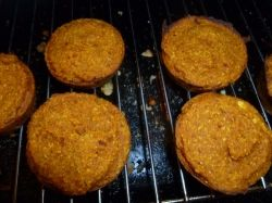 Simple and delicious fat free muffins. Perfect with your first coffee of the day.