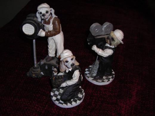 Doggy Film Crew