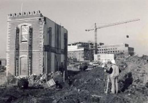 Cardiff Bay Redevelopment