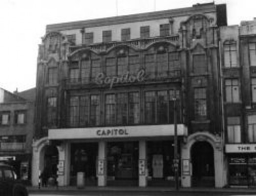 Cardiff's Capitol Cinema