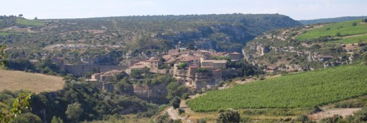 Minerve - capital of the Minervois
