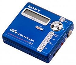 Sony MiniDisc Player