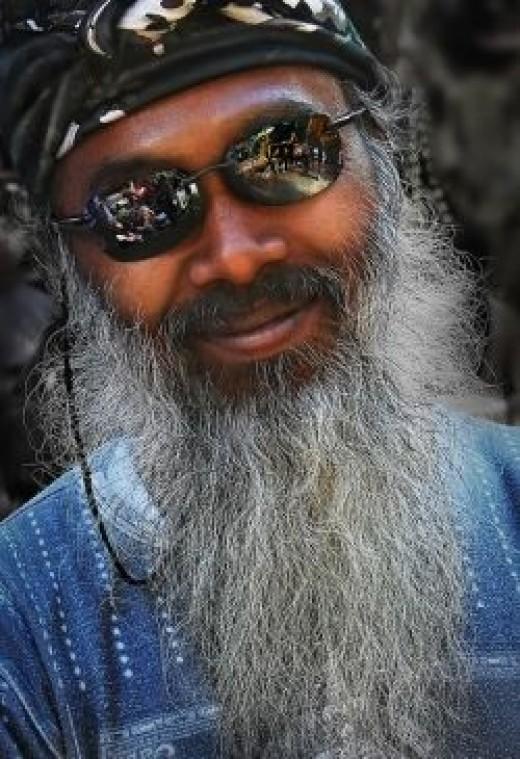 Happy bearded man (CC.BY.2.0)