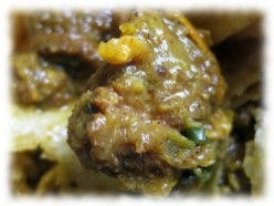 My Carribean Curry Goat Recipe