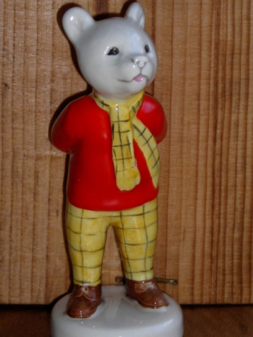 Beswick Rupert the Bear