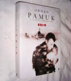 """Snow"" by Orhan Pamuk - my Book Review"