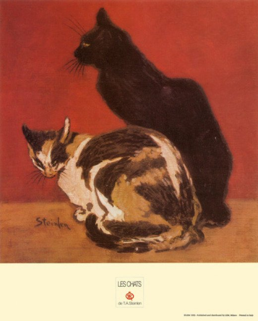 Cats, 1910