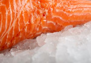 fresh salmon for summer cooking
