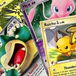 Trading Card Game Storage Supplies
