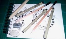 Zentangle Materials