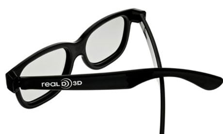 modern 3D glasses. Real cool, right?