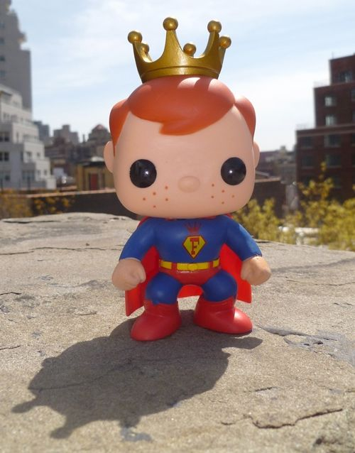 Super Freddy Funko exclusive