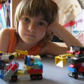My Child is Obsessed with Lego!