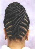 Creative Black Braided Hairstyles