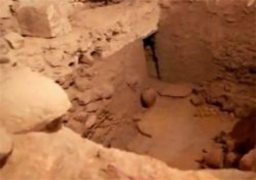 Santorini Akrotiri Excavations Site
