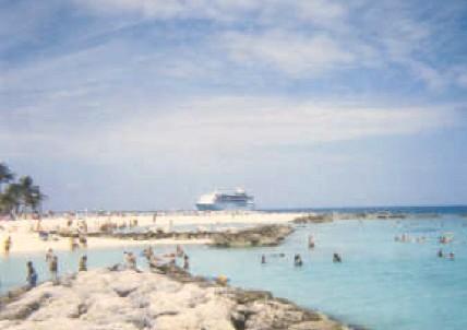 CocoCay-Beach