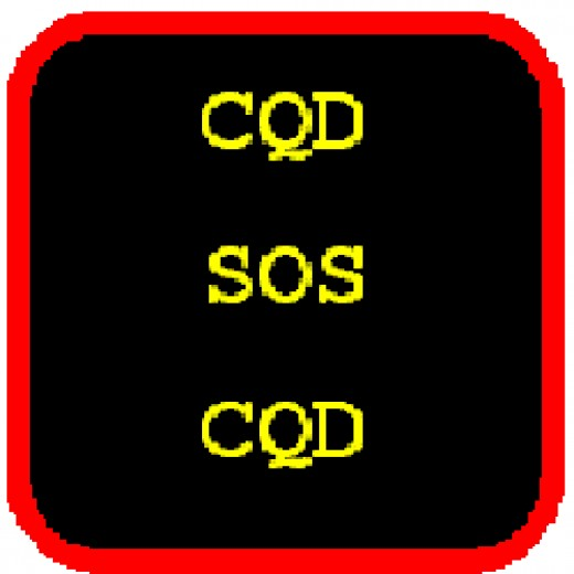 CQD and SOS
