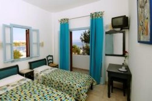Psarou Beach Hotel Mykonos