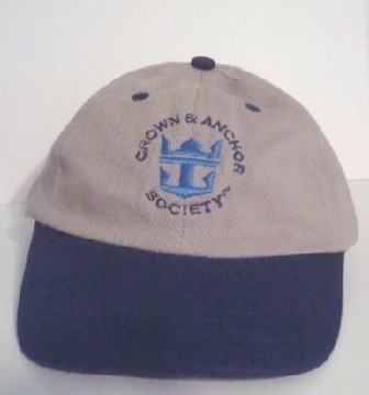 A cruise line cap