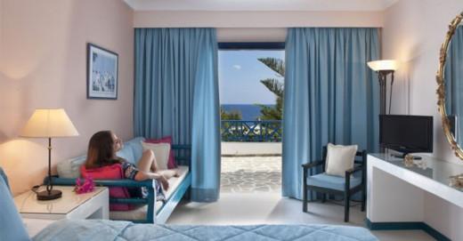 Veggera Hotel ...spacious comfy rooms with lush views