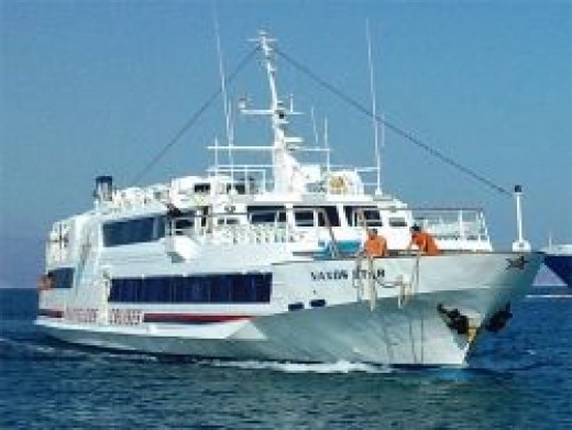 Naxos Boat Tours