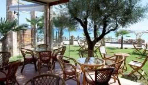 Paralio Hotel in Possidi beach Halkidiki