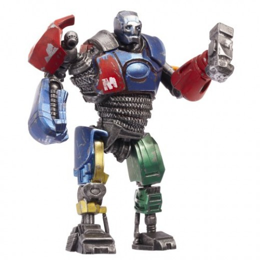 Metro action figure toy  Real Steel Wave 2
