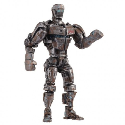 Junkyard Atom V2  Real Steel Toys Series 2