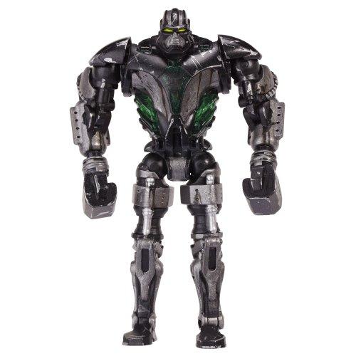 Zeus (Battle Damaged Version)  Real Steel Figure Wave 2