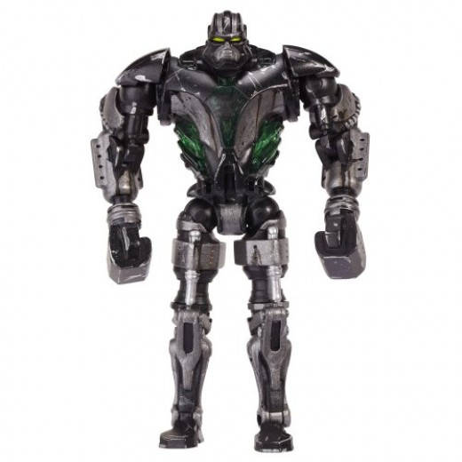 Zeus (Battle Damaged Version)  Real Steel Figure Wave 2