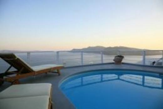 Delfini Hotel Studios Santorini, Oia