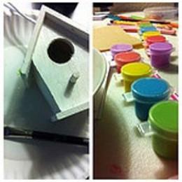 Bird house painting ideas - Bird house painting ideas ...