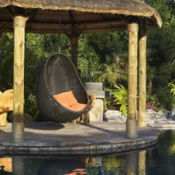 Hanging Patio Egg Chair