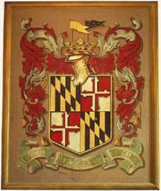 Lord Baltimore Coat of Arms