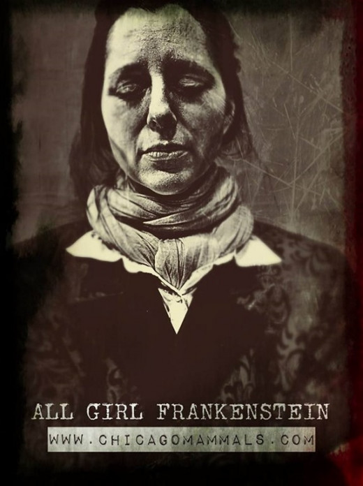 All Girl Frankenstein