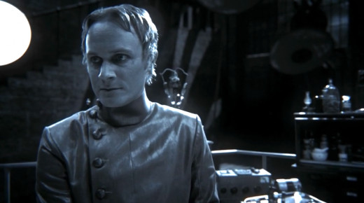 David Anders as Dr. Frankenstein on Once Upon A Time