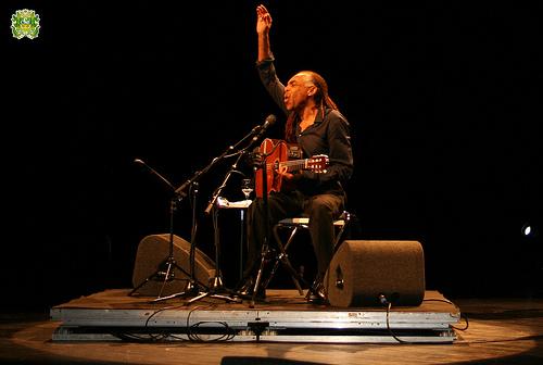 Gilberto Gil / Photo: Rodrigo Sa - flickr