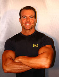 "Tom Venuto: Bodybuilder and author of the eBook: ""Burn the Fat: Feed the Muscle""."