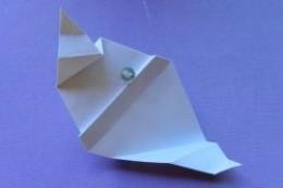 Paper ghost hangup