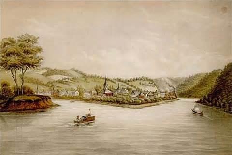 Colonial Pittsburgh, Pennsylvania