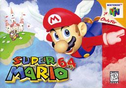 Super Mario 64 (via Wikipedia)