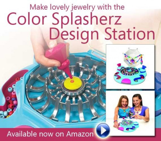 Color Splasherz Design Station